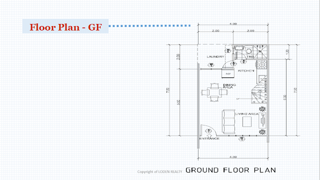 WELMANVILLE FLOOR PLAN GROUND FLOOR
