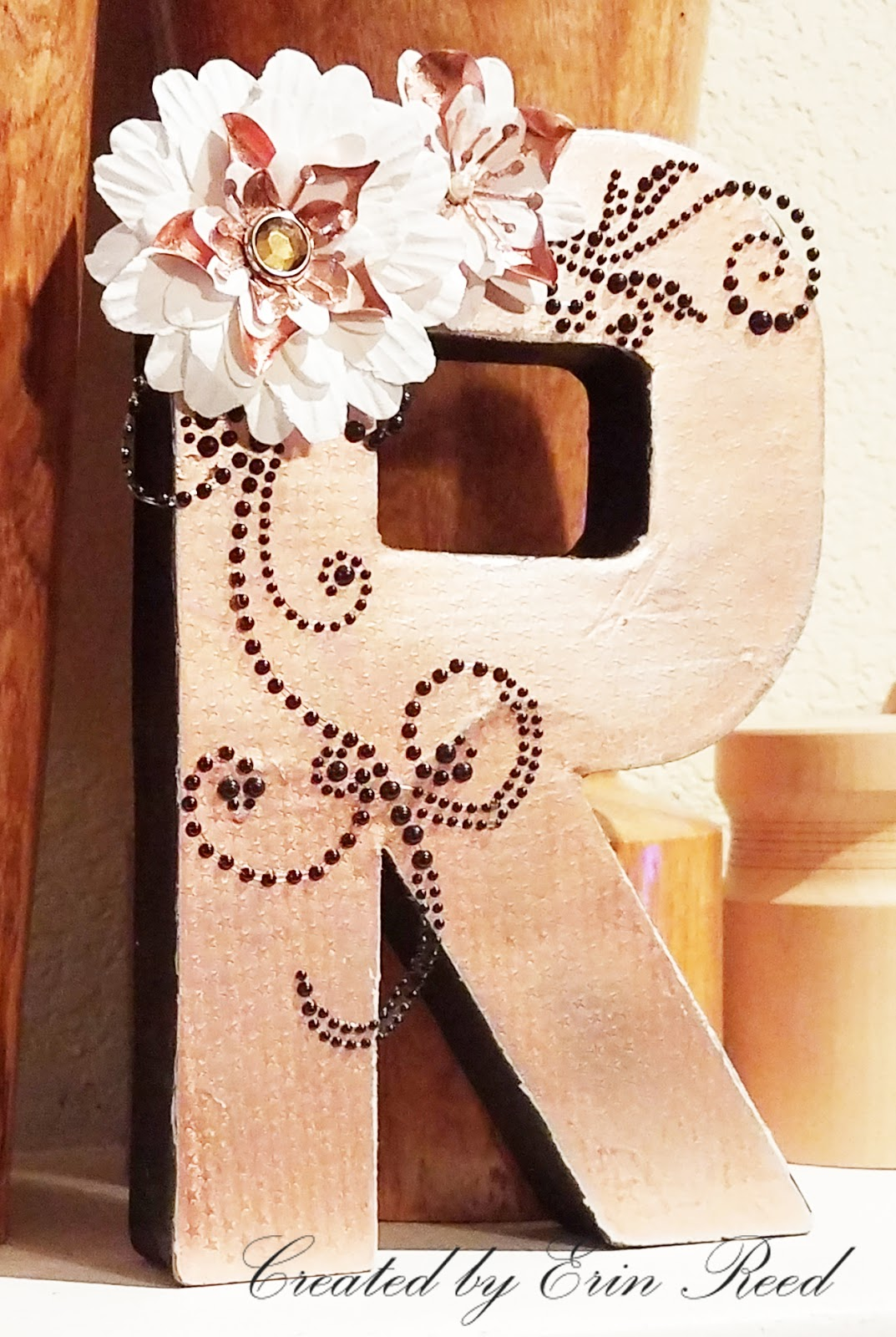 Scraps of reflection decorative letter for home decor for Decoration 11 letters