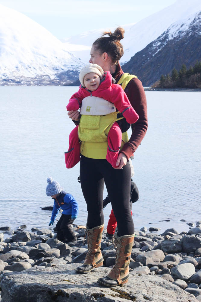 Lille Baby Carrier- Mom Blogger