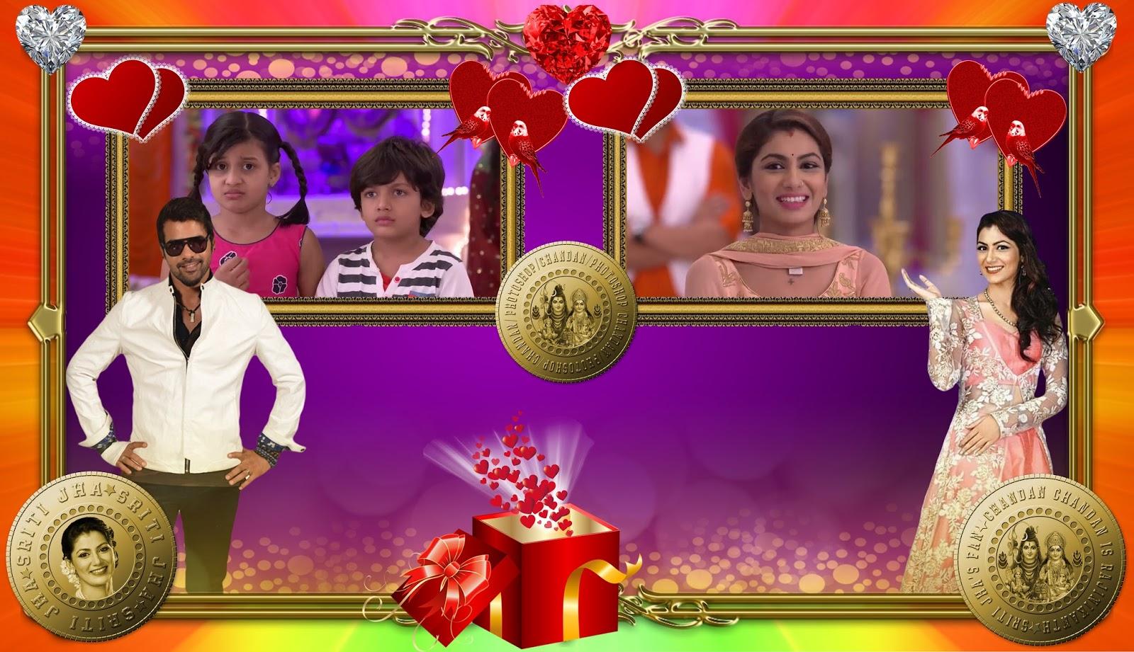 Photoshop Chandan: Kumkum Bhagya   1000 Episode   Complete