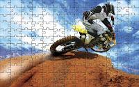 Crazy Motocross Bike