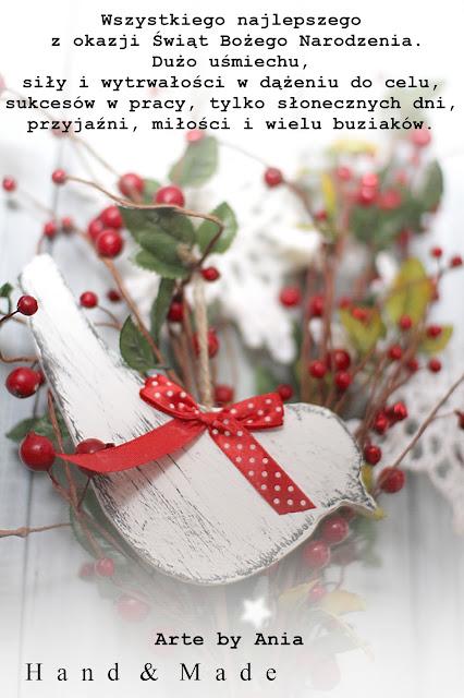 Wesołych i spokojnych Świąt.