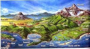 Prinsip dan Unsur Pokok Geografi