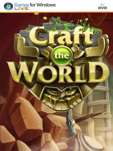 تحميل لعبة Craft The World مضغوطة برابط واحد مباشر كاملة مجانا