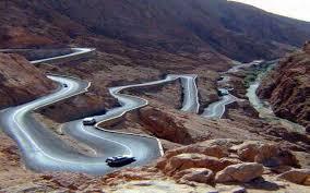 Tizi N'Tichka maroc travel