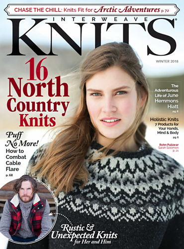 af5b34f1c627 The Knitting Needle and the Damage Done  Interweave Knits Winter ...