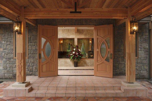 Image result for ประตู้หน้าบ้าน