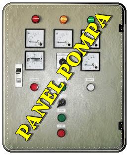 melayani pembuatan service dan werring panel pompa