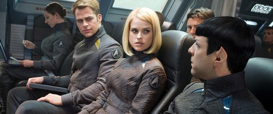 Imagens Star Trek - Um Novo Começo Torrent