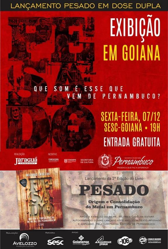 Metal Pernambucano chega a Goiana