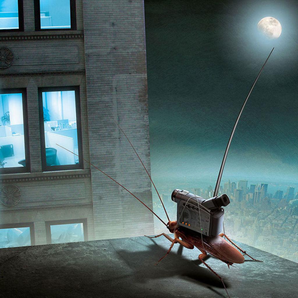 Ilustrações incríveis e polêmicas do artista Igor Morski