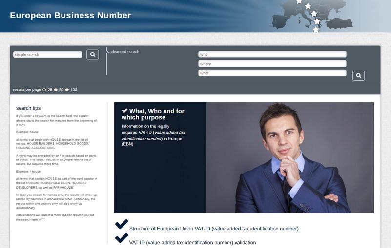 Ενημέρωση για την ύποπτη δραστηριότητα φορέα παροχής Ευρωπαϊκού Πιστοποιητικού Επιχείρησης