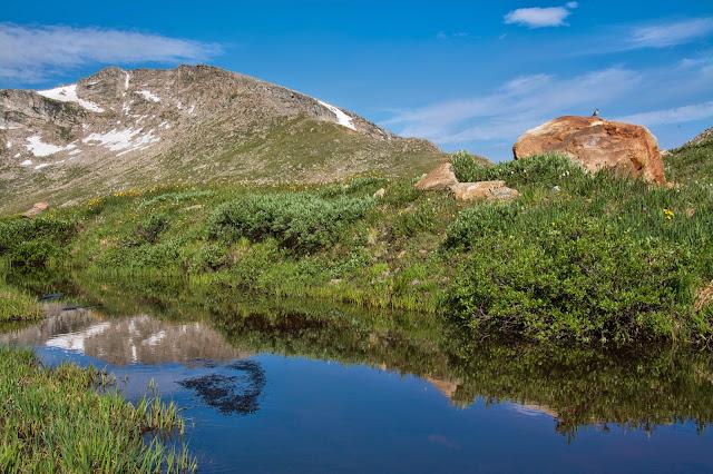 Summit Lake Park, Mount Evans