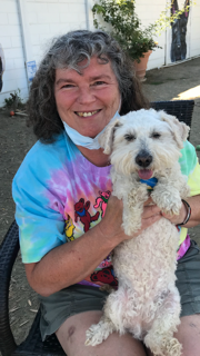 RIP - PAM MADARAS - LAST DOG RESCUED