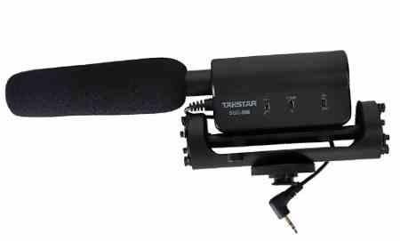 takstar sgc 598 interview microphone