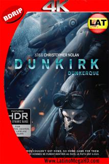 Dunkerque (2017) Latino Ultra HD 4K BDRIP 2160p - 2017