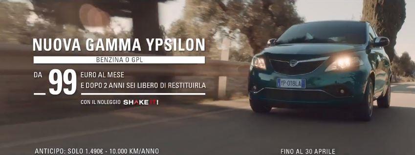 Canzone Lancia Pubblicità Nuova Lancia Ypsilon Platinum, Spot Maggio 2018