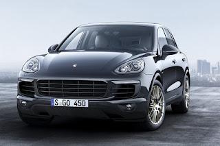 Carattere Dinamismo Porsche Cayenne Platinum
