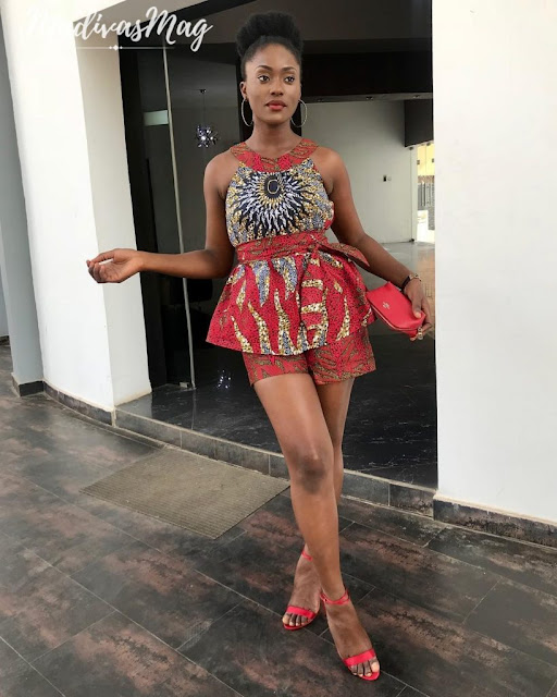 latest and trendy ankara styles you see in the street, latest ankara street styles of 2018, ladies ankara street styles to rock, classic and trendy ankara street styles, Latest Ankara Street Styles 2018