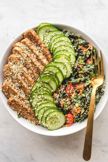 Based Bowls That Prove Going Veggie Doesn't Have to Be Boring