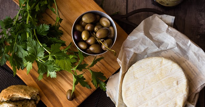 damper bread aglio e prezzemolo