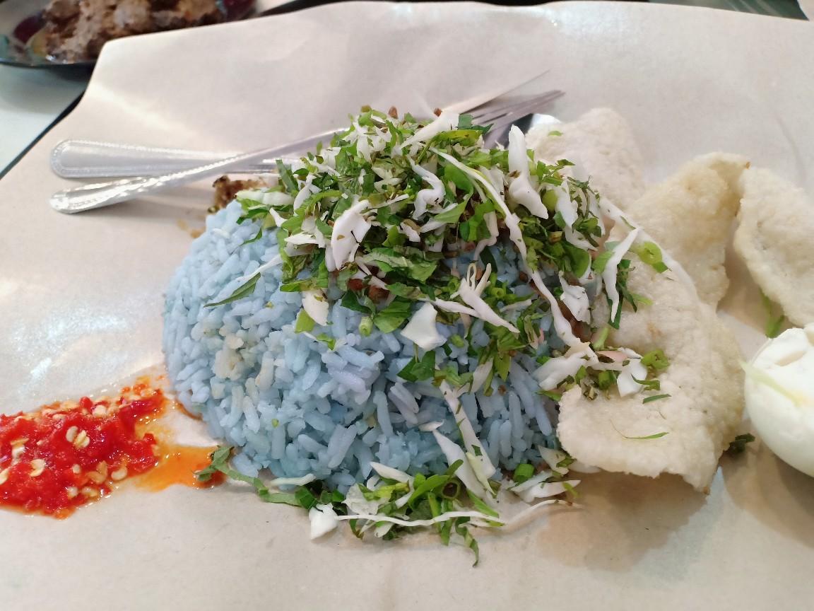 Makan di Restoran Warisan Kelate Johor Bahru