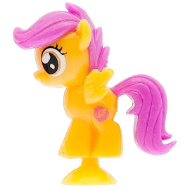 My Little Pony Series 4 Squishy Pops Scootaloo Figure Figure