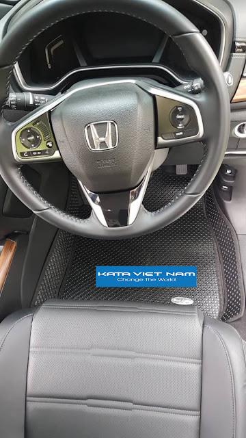 Thảm lót sàn Honda CR-V 2018