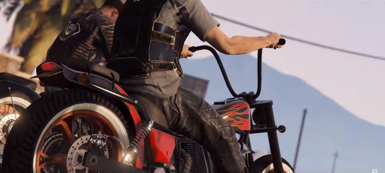 Cocaine GTA Online Bikers (trailer gioco) Pubblicità | Musica spot Ottobre 2016