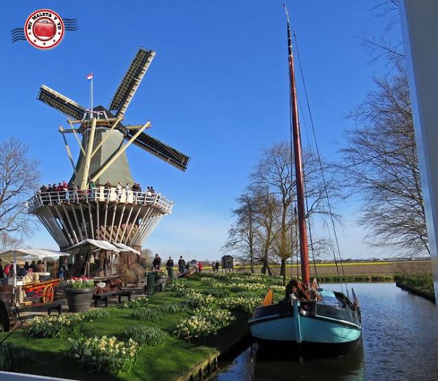 Keukenhof, Holanda