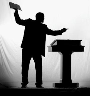 false preacher
