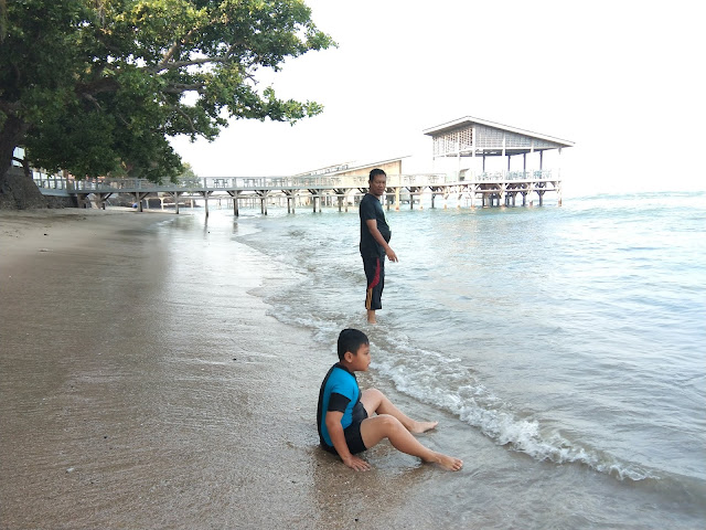 Wisata, Pantai Anyer, Pasir Putih, Karang Bolong