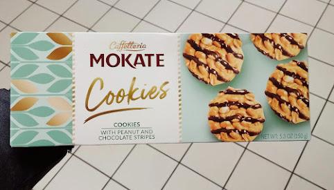Ciastka, Mokate