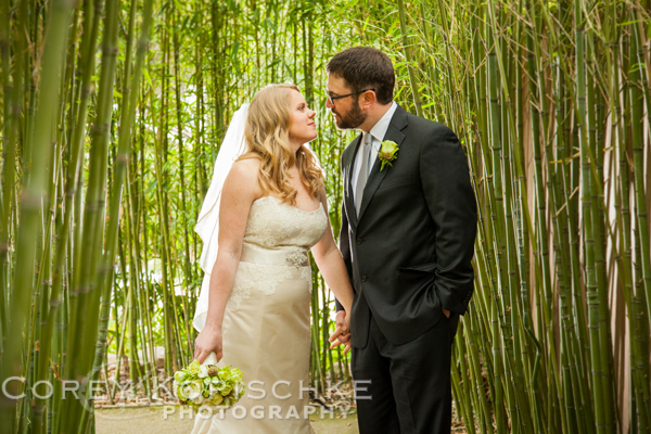 Todd and Julie - Wedding Photographer Corey Kopsichke