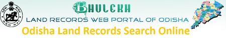 Bhulekh Odisha Web Land Record