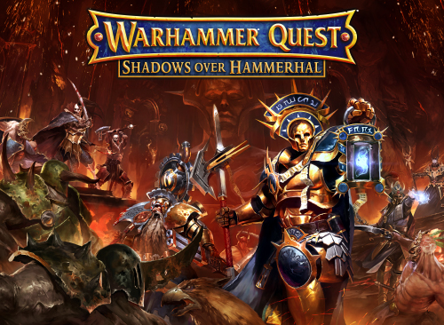 Shadows over Hammerhal: A Look Inside