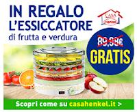 Logo Gratis per te l'Essicatore di frutta e verdura Beper ! Scopriamo come riceverlo in omaggio