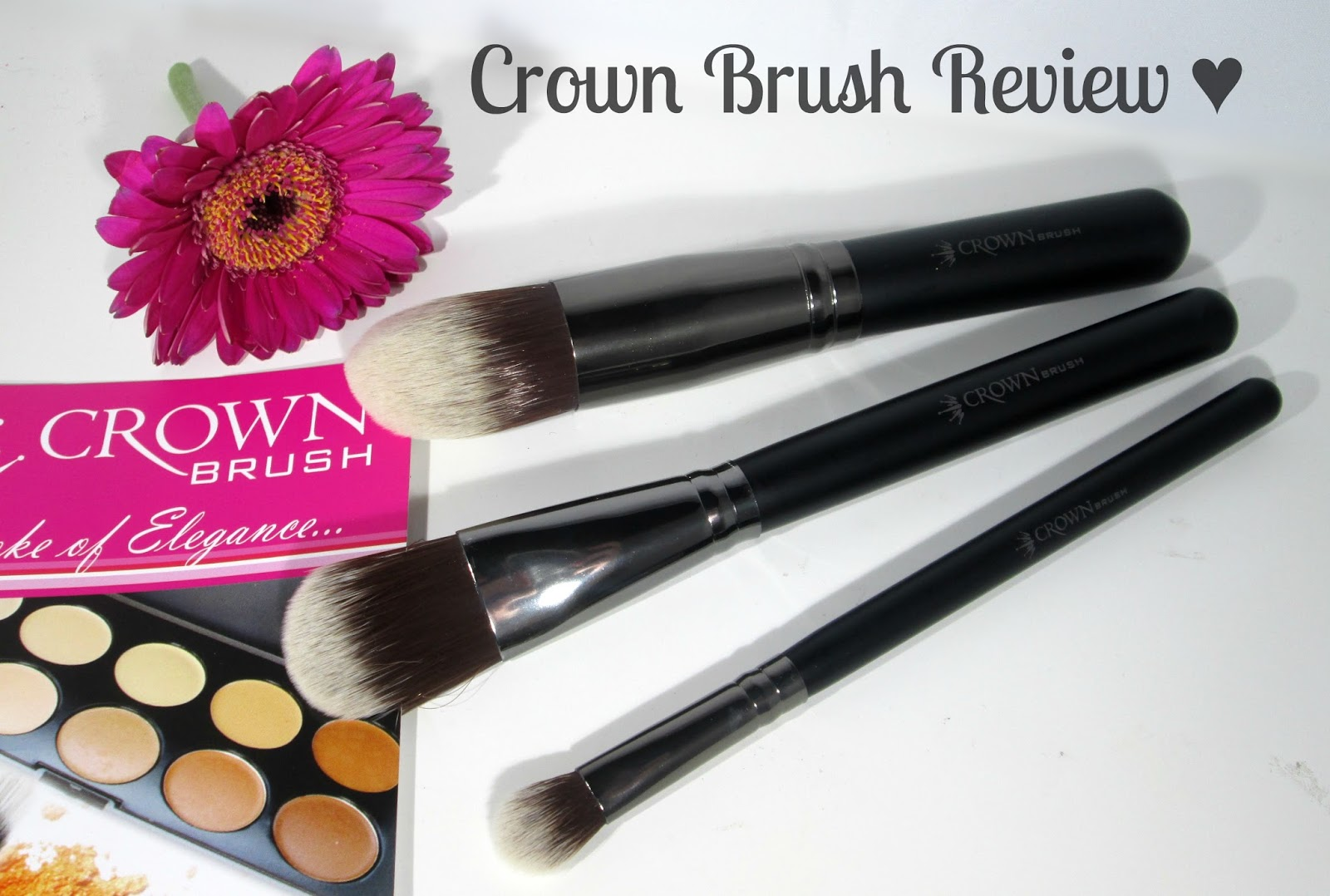 crown painting brush review