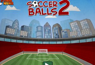لعبة كرة القدم 2