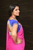 syamala sizzling saree stills-thumbnail-10