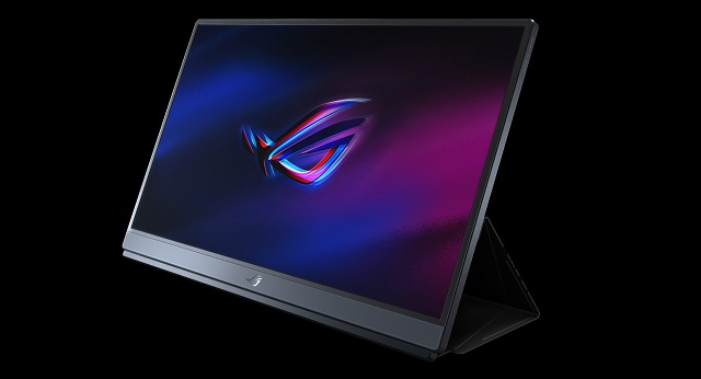 ROG STRIX XG17:World's First Portable Gaming Monitor