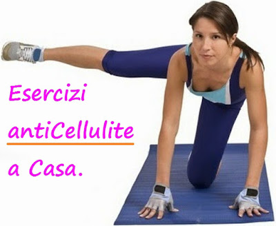 Esercizi Per Eliminare La Cellulite Gli Esercizi