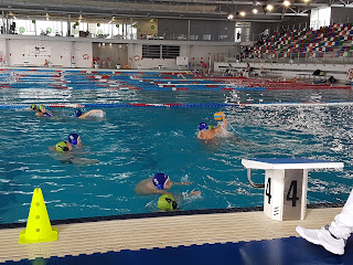 Club waterpolo castell cr nica c w castell a c n for Piscina de godella