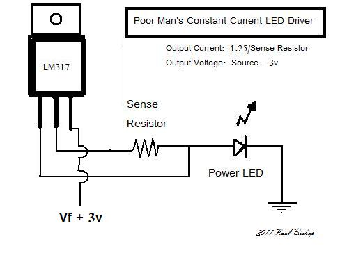 High-Power LED Photoflash