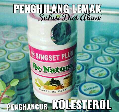 obat pelangsing, obat pelangsing denature, rahma herbal