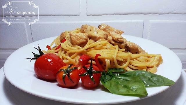 сколько варить спагетти