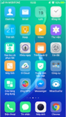 Kumpulan Tema Oppo Terbaik - Color OS
