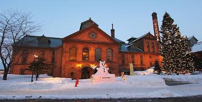 Sapporo Beer Museum Japan