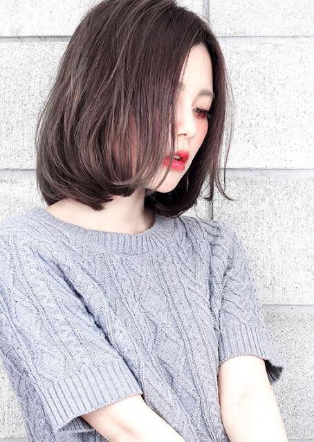 tóc kiểu gì trẻ trung cho khuôn mặt tròn
