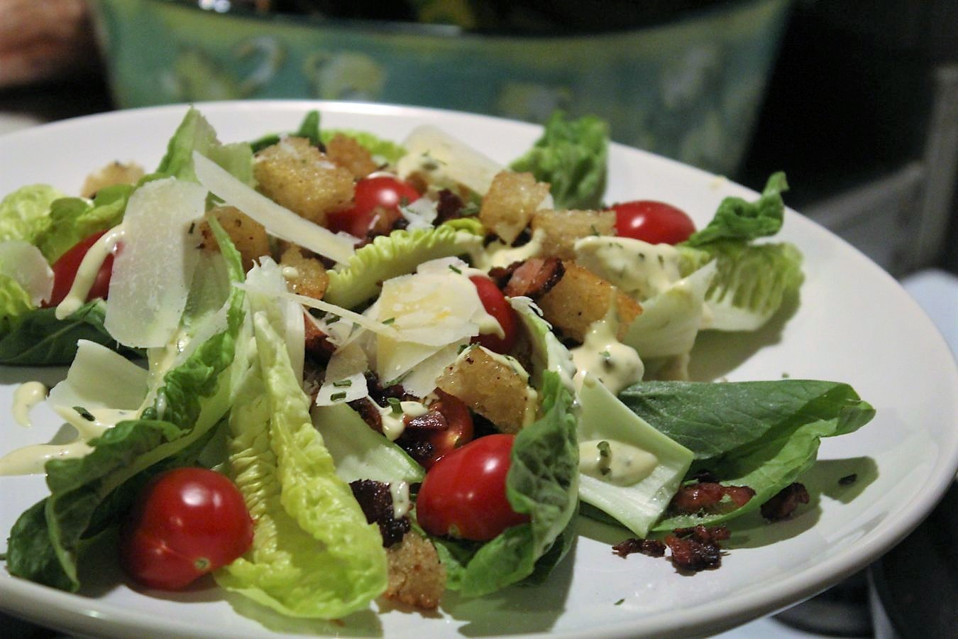 Caesar salad rezept ohne sardellen
